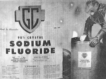 Germans & Russians Used Fluoride to Make Prisoners 'Stupid & Docile' | Fluoride and pineal gland | Scoop.it