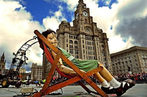 Are the giants returning to the streets of Liverpool? | illustration sonore | Scoop.it