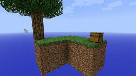 Skyblock Survival Map 1.7.2 | Minecraft Maps | Minecraft Maps | Scoop.it