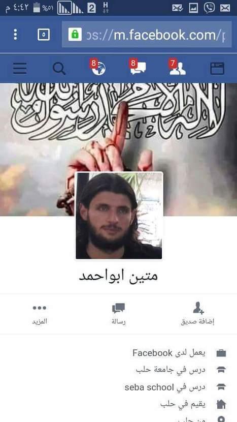 Natin Al Nahlaoui , celui qui a décapité le petit gamin palestinien mardi | World News | Scoop.it