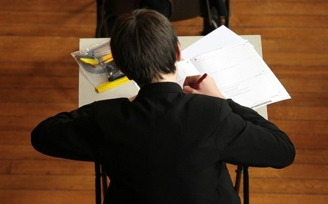British white boys risk becoming an 'educational underclass' - Telegraph | Educating Black Students | Scoop.it