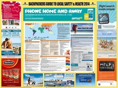 Local Safety Guide for Backpackers - Safety and Risk Management   Australian Tourism Issues & Trends   Scoop.it