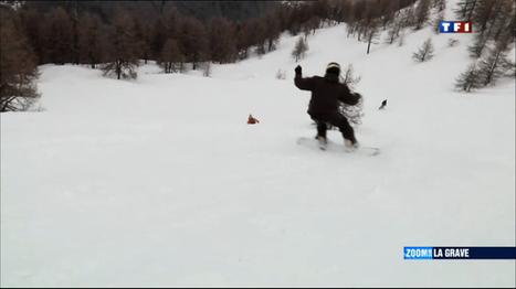 Magnifique reportage sur La Grave l'exceptionnelle | montagne | Scoop.it