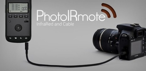 PhotoIRmote - Applications Android sur GooglePlay | Android Apps | Scoop.it
