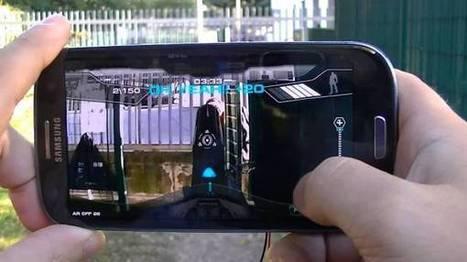 Father.IO, jeu de réalité augmentée sur mobile (interview) | crossmedia-transmedia | Scoop.it