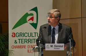Marcel Denieul nouveau Président du Space | Agriculture d'Ille-et-Vilaine | Scoop.it
