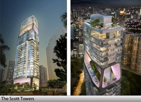 Sky Gardens Green Up Vertical City | Singapore - DesignBuild Source | Vertical Farm - Food Factory | Scoop.it