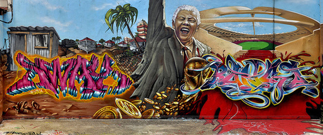 Nelson Mandela art | Hot Upcoming Events!  News!  Random Thoughts | Scoop.it