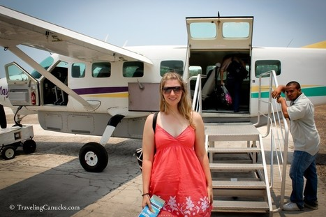 Flying Over Belize in a Tiny Cessna Airplane   Belize in Social Media   Scoop.it