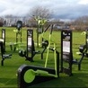 Green Outdoor Gyms