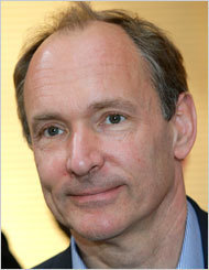 The Web's Inventor Regrets One Small Thing | ThinkinCircles | Scoop.it