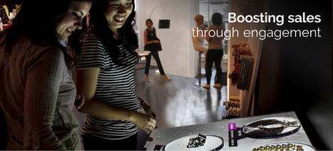 natural extension of the shopping experience | Arround real+digital, digital+fashion, etc | Scoop.it