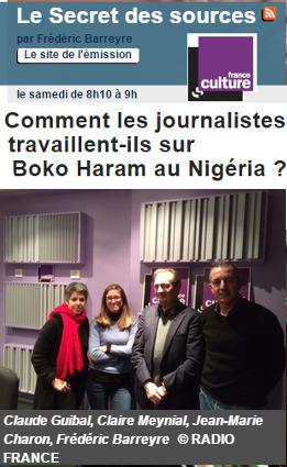 Comment les journalistes travaillent-ils sur Boko Haram au Nigéria?   DocPresseESJ   Scoop.it