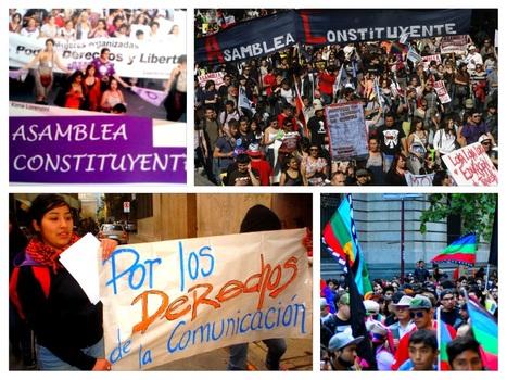 Nueva Constitución: otro contrato social para las chilenas | Genera Igualdad | Scoop.it