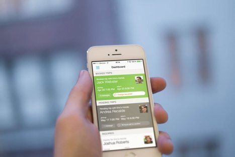 RelayRides Raises $25 Million to Help People Rent Cars From Each Other | Digital-News on Scoop.it today | Scoop.it