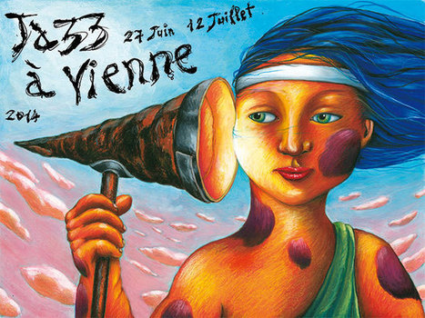 Jazz à Vienne dévoile sa programmation 2014 | Tourisme en pays viennois | Scoop.it