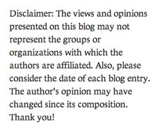 The Dangers of Academic Blogging | Academic Blogging | Scoop.it