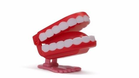 3D printed teeth kill bacteria - Images | Longevity science | Scoop.it