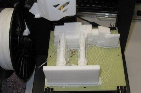3D UP! Plus: Primeras sensaciones con la impresión 3D - ComputerHoy.com | Cultura De Espanol | Scoop.it