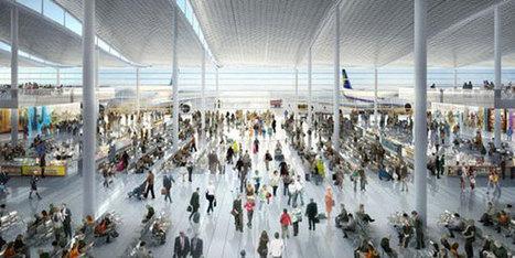 Retail aeroportuale, +73% entro il 2019 - Pambianconews | retail | Scoop.it