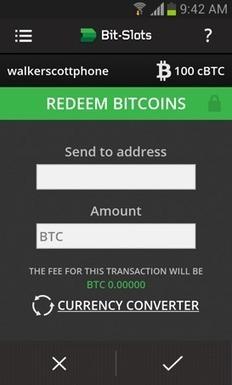 Great way to store your bitcoin's |  BitSlots Android App. | Bit-slots App | Scoop.it