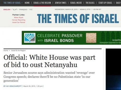 Israeli's Know Obama Wants Revenge | Opinion & Commentary | Scoop.it