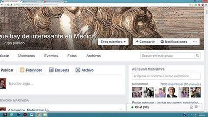 En horabuena, por este nuevo hito.... - Alejandro Melo-Florián   Facebook   Biblioteca de Alejandro Melo-Florián   Scoop.it