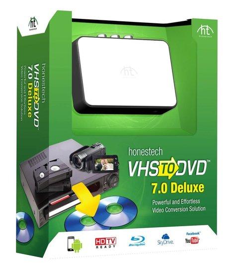Honestech VHS to DVD 7.0 Deluxe | wsoftlink2 | Scoop.it
