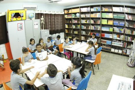 Dourados será a 2ª do Brasil com uma biblioteca por escola - O Progresso - Dourados | Pelas bibliotecas escolares | Scoop.it