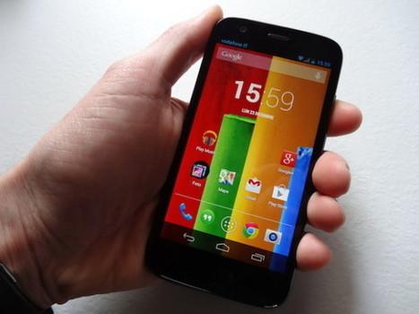 Tecnophone.it Motorola Moto G da 16 GB disponibile a 229 euro da ... | Tecnologia | Scoop.it