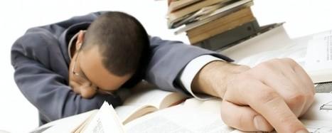 Dormir y descansar bien: Un hábito muchas veces olvidado pero esencial para ser productivo   Productivity   Scoop.it