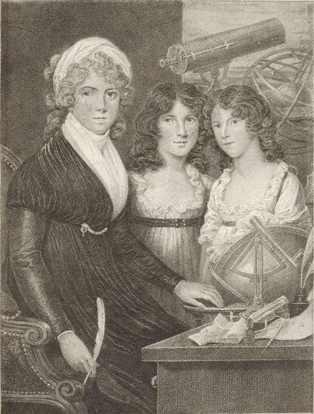 Star-gazing girls of Georgian England | Crescat scientia; vita excolatur | Scoop.it