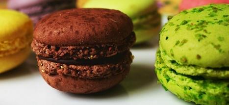 Comment le macaron français est devenu le dessert tendance aux Etats-Unis | SLATE.fr | Actu Boulangerie Patisserie Restauration Traiteur | Scoop.it