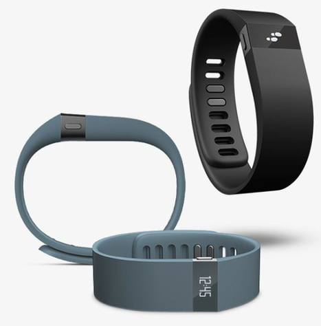 Fitbit's Force is a wristband health tracker that can tell time (but don't call it a smartwatch) | Apple Accessories & Software | Scoop.it