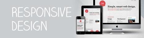 Responsive Design ? Quésaco ? | Graphiste Webdesigner Bordeaux - Aurora Studio | From The Blog | Scoop.it