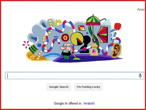 "» Google celebrates the Croatian ""Professor Baltazar""! - InovCro | Kako organizovati dodatnu nastavu iz informatike | Scoop.it"
