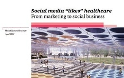 Healthcare Social Media Study Shows Enormous Opportunity for Companies | Social 5150 | Scoop.it