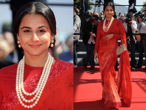 Vidya Balan Disappoints Again At Cannes!   CHICS & FASHION   Scoop.it
