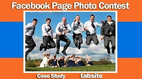 Facebook Photo Contest Case Study - Engagement and Reach Results | SM | Scoop.it