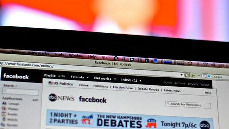 Forcé à la transparence, Facebook s'exprime sur la manière dont il traite l'actualité | Réseaux sociaux | Scoop.it