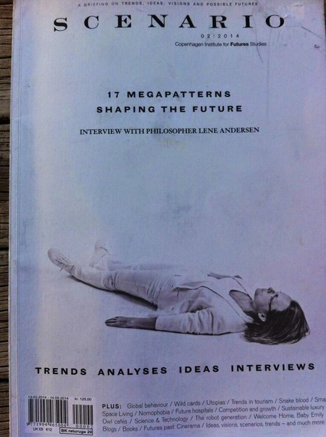 EXPLORIOSITY.STEP OUT: MEGAPATTERNS SHAPE THE FUTURE - Lene Andersen | Future Building Our Learning | Scoop.it