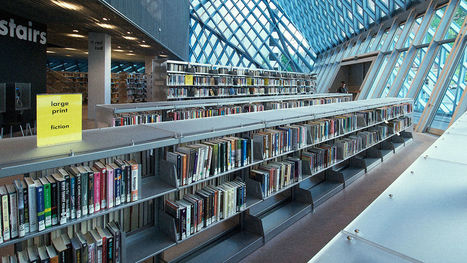 The Future Of Libraries Is Collaborative, Robotic, And Participatory | Trucs de bibliothécaires | Scoop.it