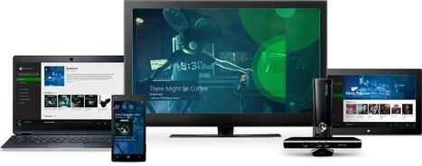 Deezer et Spotify inspirent Microsoft pour son offre Xbox Music | Au fil du Web | Scoop.it