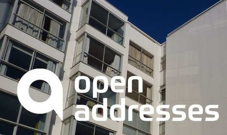 First crowdsourced, open data address list launches in the UK | GeekTime | Open Knowledge | Scoop.it