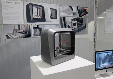 Flotspotting: XEOS 3D Printer Concept by Stefan Reichert | 3D Printing and Fabbing | Scoop.it