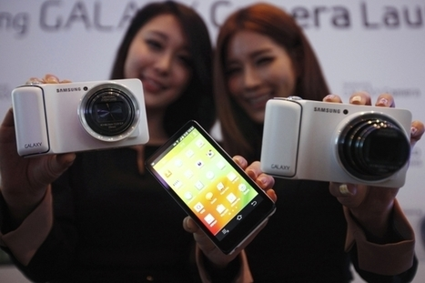 Wi-Fi-enabled digital cameras proving to be a hit already: Survey   NDTV Gadgets   Wi-Fi   Scoop.it