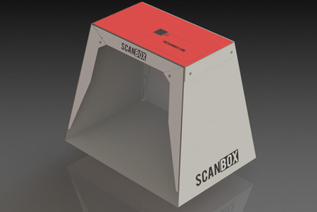 Portable Cardboard Box Turns Smartphones Into Scanners - PSFK   PS recommends   Scoop.it