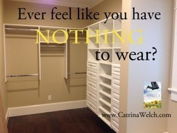 What's in Your Closet? - Capecodonline (blog)   Beautiful You   Scoop.it