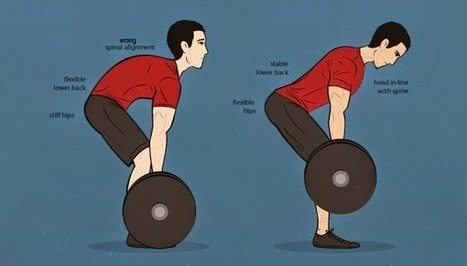 How to Lift Your Way Out of Back Pain | Useful Fitness Articles | Scoop.it
