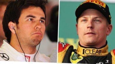 Punch Perez in the face - Raikkonen | F1 news 2014 | Scoop.it